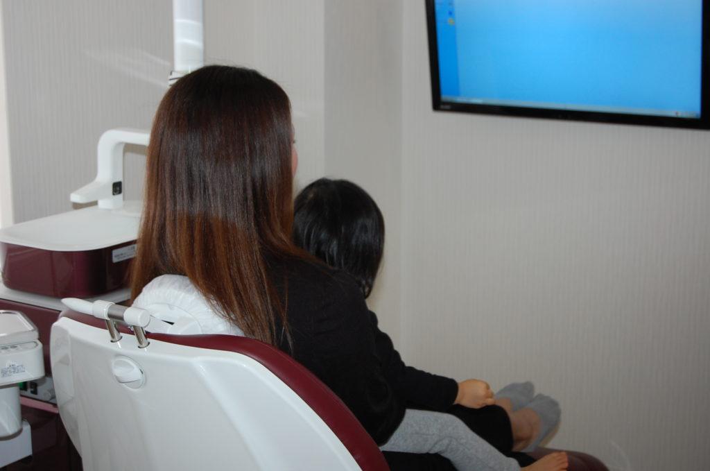 お母さんと一緒に診てもらえる小児歯科 西平井デンタルクリニック